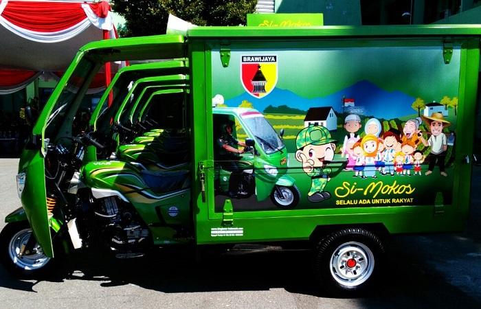 Motor Komunikasi Sosial atau Si-Mokos untuk rakyat (Foto Istimewa/Nusantaranews)