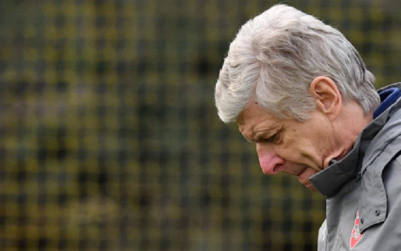 Pelatih Arsenal, Arsene Wenger. (Foto: AFP)