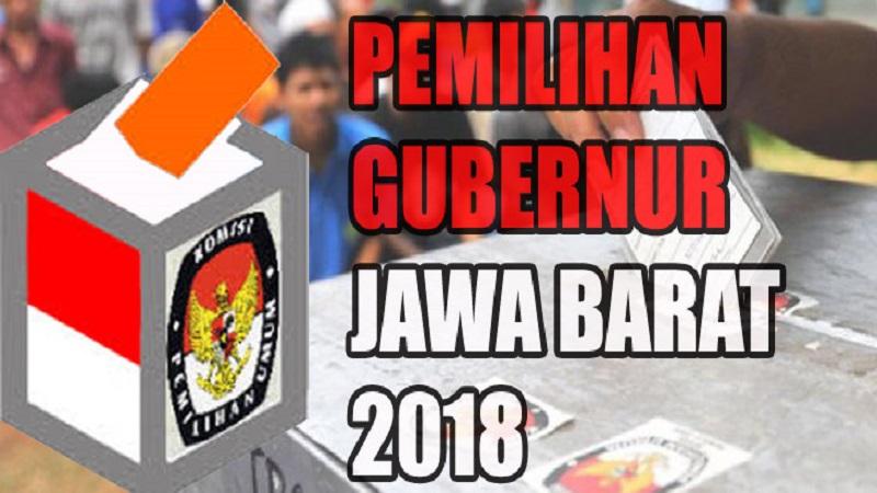 Pemilihan Gubernur Jawa Barat (Pilgub Jabar) 2018. (Foto: Ilustrasi/Net)