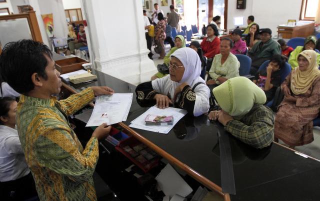 Para pensiunan (Foto setkab)