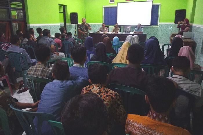 Pembekalan Pemuda Oleh Kodim Magetan (Foto Dok. Pribadi/Nusantaranews)