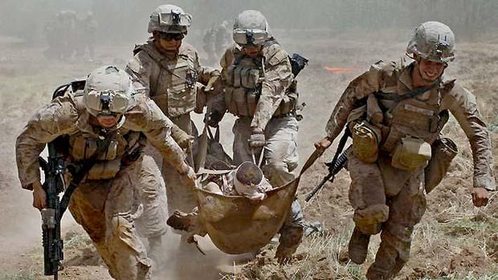 Tentara Amerika Serikat di Afghanistan. (Foto: Raacdo Media)