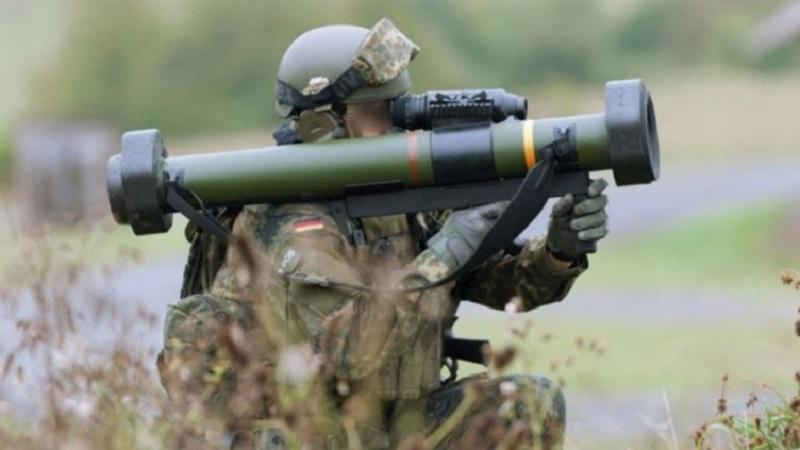 Tentara Jerman akan menggunakan Recoilles Grenade Weapon (RGW) 90 sebagai peralatan tempurnya. (Foto: Dynamit Nobel Dynamics)