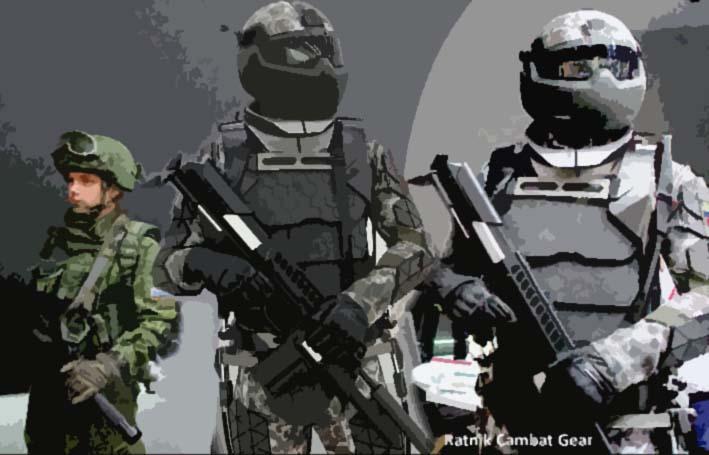Ratnik combat gear © Ladislav Karpov/TASS