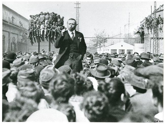 Revolusi Rakyat Hungaria. Foto: Dok. iisg.nl