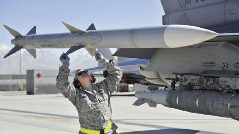 Jepang akan menerima rudal antar udara 56 AIM-120C-7 setelah persetujuan AS diumumkan pada 4 Oktober. (Foto: US Air Force)