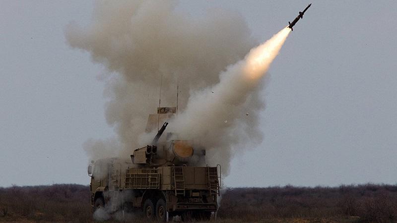 Salah satu rudal anti-pesawat terbang milik Rusia. (Foto: Mikhail Fomichev/Sputnik)
