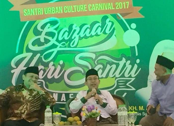 Santri Urban Carnival (Foto Istimewa/Nusantaranews)