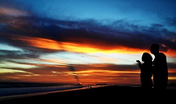 Senja di Bubat (Ilustrasi). Foto: Dok. vindoFotografi