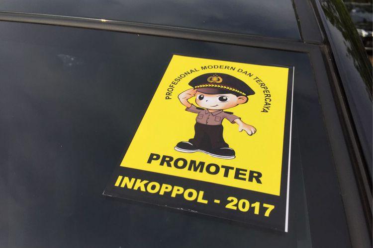 Taksi Online di Bandara Soetta di bawah Bendera Inkopol (Foto via kompas)