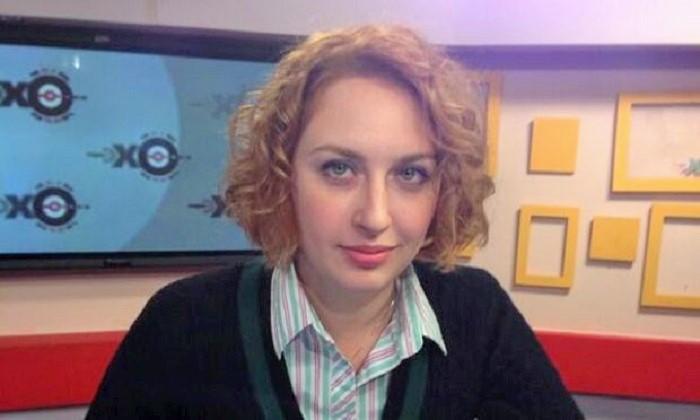 Penyiar Radio Rusia Tatyana Felgenhauer. Foto: Dok. Libertatea