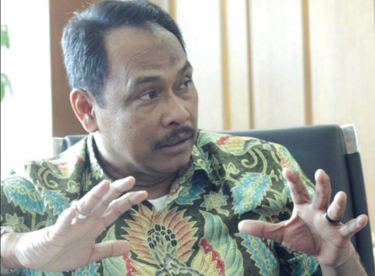 Wakil Ketua BPK Bahrullah Akbar (Foto: Istimewa/Kicauanews)