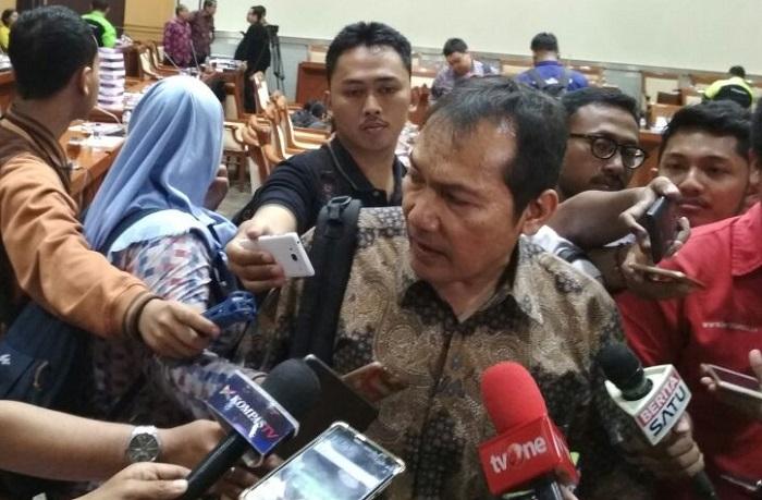Wakil Ketua KPK, Saut Situmorang (Foto: Nusantaranews)