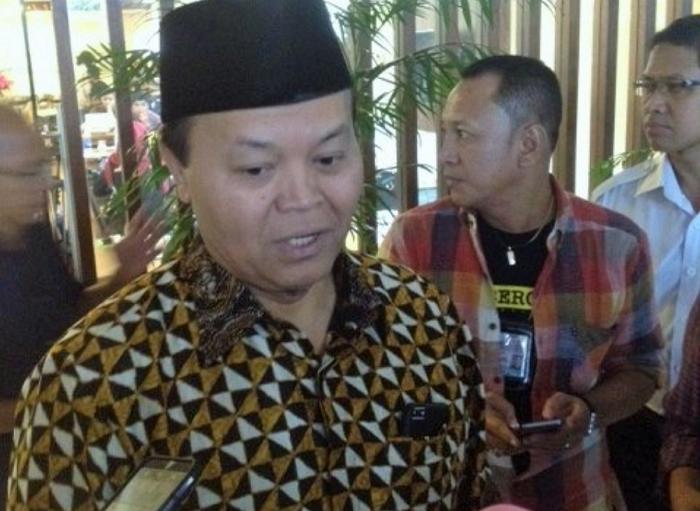 Wakil Ketua MPR Hidayat Nur Wahid (Foto: Deni Muhtarudin/Nusantaranews)
