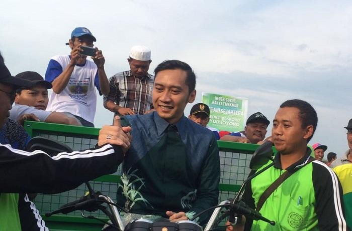 Anggota Komisi X DPR RI Edhie Baskoro Yudhoyono (Ibas) (Foto: Nurcholis/Nusantaranews)
