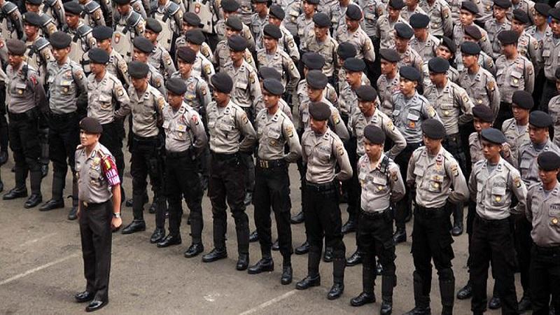 Anggota Polri. (Foto: Dok. Polri/Istimewa)