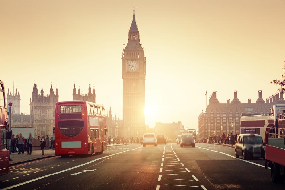 Ibukota Inggris, London. (Foto: Shutterstock)