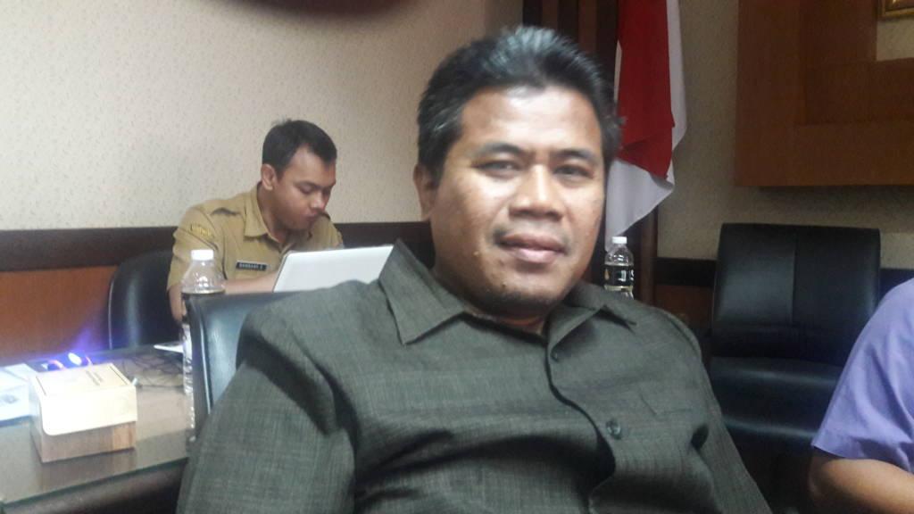 Anggota Komisi B DPRD Jatim Mohammad Alimin. (Foto: Tri Wahyudi/NusantaraNews)
