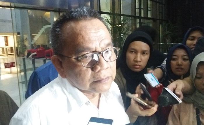 Wakil Ketua DPRD, M Taufik. Foto Restu Fadilah/ NusantaraNews