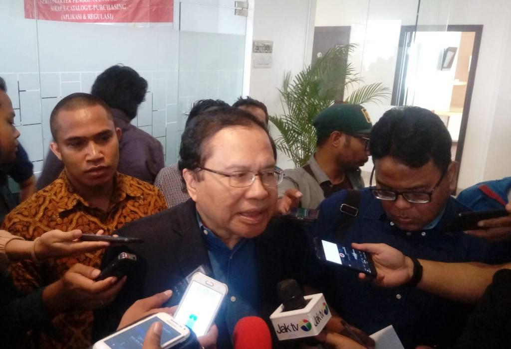 Ekonom senior Indonesia dan mantan Menko Maritim, Rizal Ramli. (Foto: Ricard Andika/NusantaraNews)