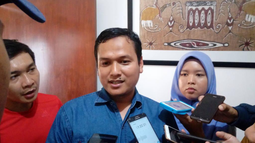Ketua DPP PKS Pipin Sopian mengatakan indeks demokrasi saat ini menurun. (Foto: Ricard Andika/NusantaraNews)