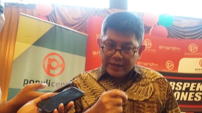 Anggota Komisi III DPR RI, Taufiqulhadi. Foto Ucok Al Ayyubi/ NusantaraNews