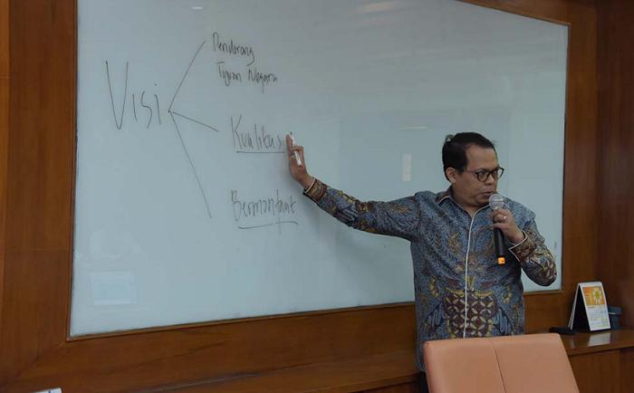 Anggota II BPK RI, Agus Joko Pramono (Foto Dok. BPK RI)