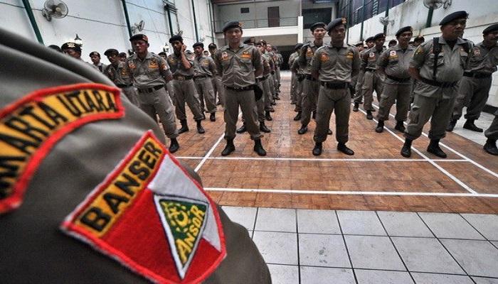 Banser. Foto: Sarkub.com