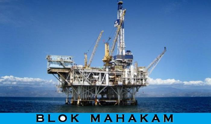 Blok Mahakam (Ilustrasi). Ilustrasi Foto: NNCart/ NusantaraNews