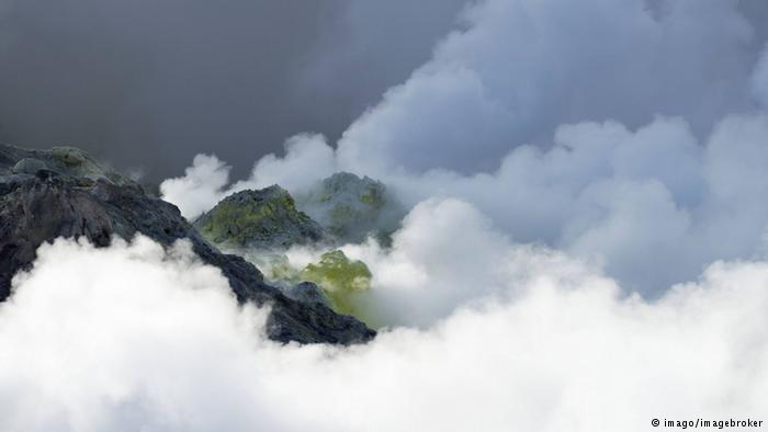 Energi Geothermal Indonesia (Foto imago/imagebroker)