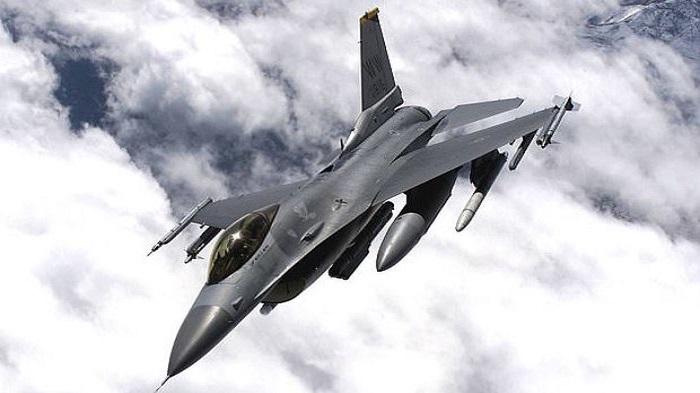 Jet tempur canggih AS, Eagle F-15C gagal melacak sebuah pesawat misterius di langit Oregon. Foto: Getty