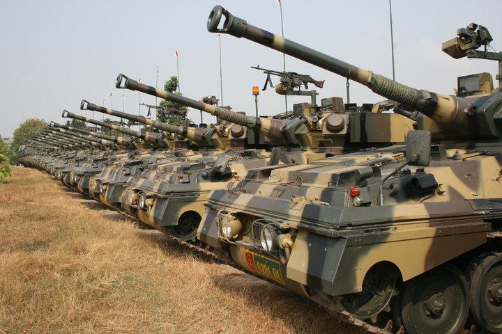 FV101 Scorpion, Tank Gesit Milik TNI AD (Foto Istimewa)