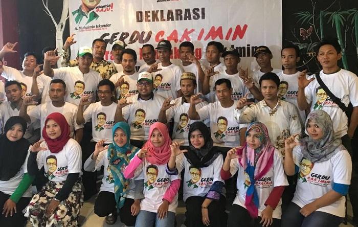 Gardu Cak Imin Bojonegoro (Foto Istimewa/Nusantaranews.co)