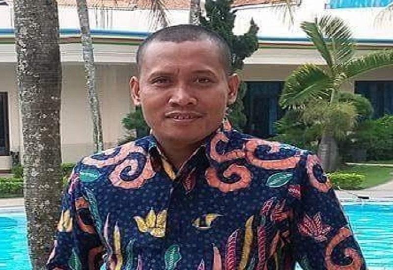 Ketua Federasi P4IT Serikat Buruh Muslim Indonesia (Sarbumusi), Baitul Khoeri. (Foto: Ucok Al Ayubbi)