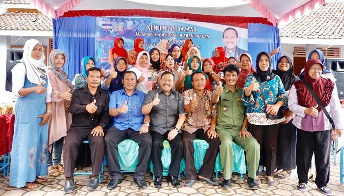 anggota Komisi VI DPR RI dari Dapil Jatim VII, Sartono. Foto Muh Nurcholis/ NusantaraNews