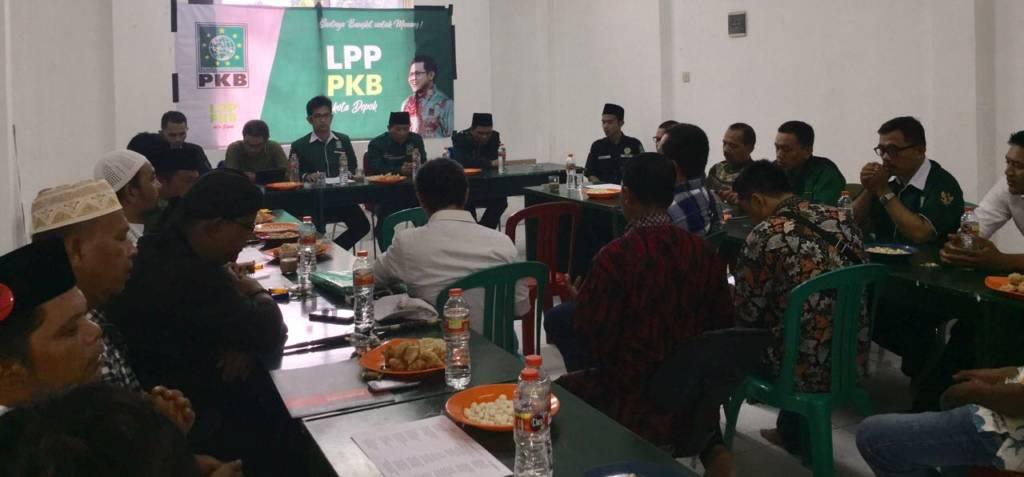 Partai Kebangkitan Bangsa (PKB) Kota Depok. Foto: Istimewa