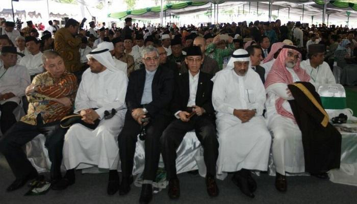 Wajah Pertemuan Arab Saudi dan Iran di Munas-Konbes NU. Foto: Dok. Munas-Konbes NU