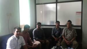 4 Mahasiswa Thailand tertarik Islam Nusantara. Foto: Istimewa