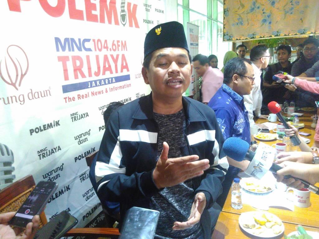 Ketua DPD Partai Golkar Provinsi Jawa Barat, Dedi Mulyadi. Foto: Ucok Al Ayubbi/NUSANTARANEWS.CO