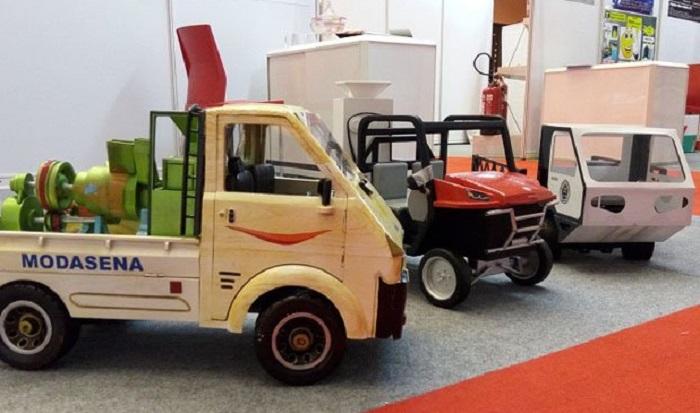 Kenderaan Pedesaan Multifungsi untuk alat transportasi pertanian masyarakat. Foto: Dok. SindoNews