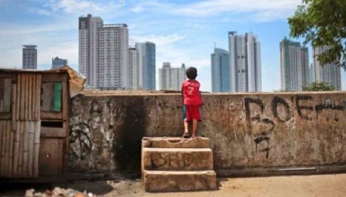 (ILUSTRASI): Kesenjangan sosial-ekonomi. Foto: Blog Unnews