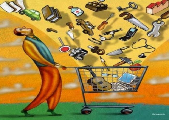 Direktur IDM: Kita seolah merasa cukup sebagai bangsa konsumen. Foto: Wikimedia