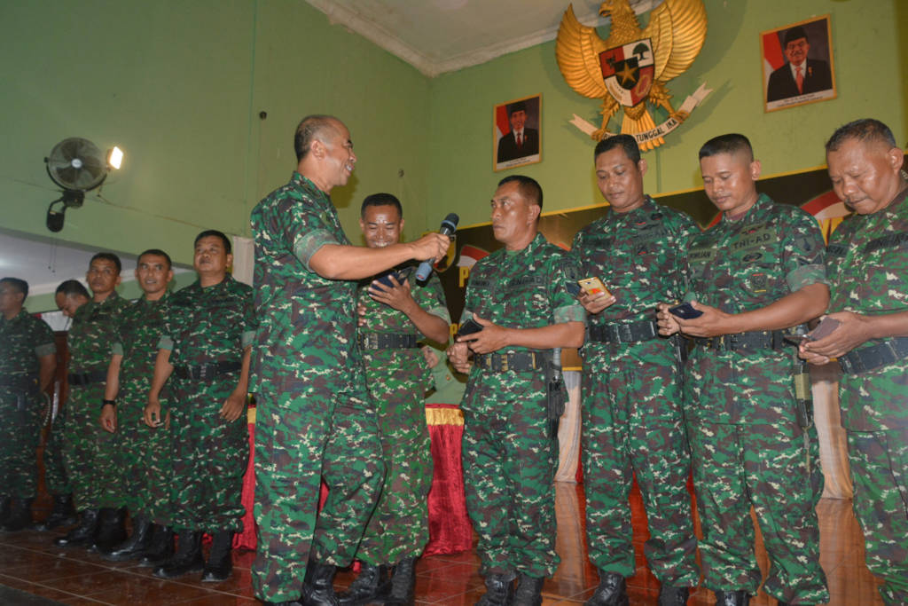 Pangdam V/Brawijaya, Mayjen Arif Rahman. Foto: Dok. Pendam