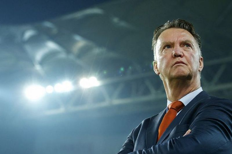Louis van Gaal. Foto: Getty Images