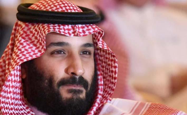 Putra Mahkota Kerajaan Arab Saudi Muhammad bin Salman (MBS)/Foto aawsat.com