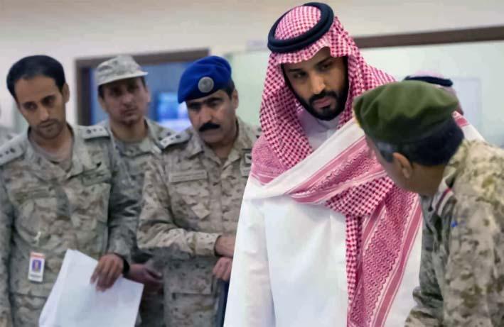 Putra Mahkota Mohamad bin Salman/Foto: alwaght.com