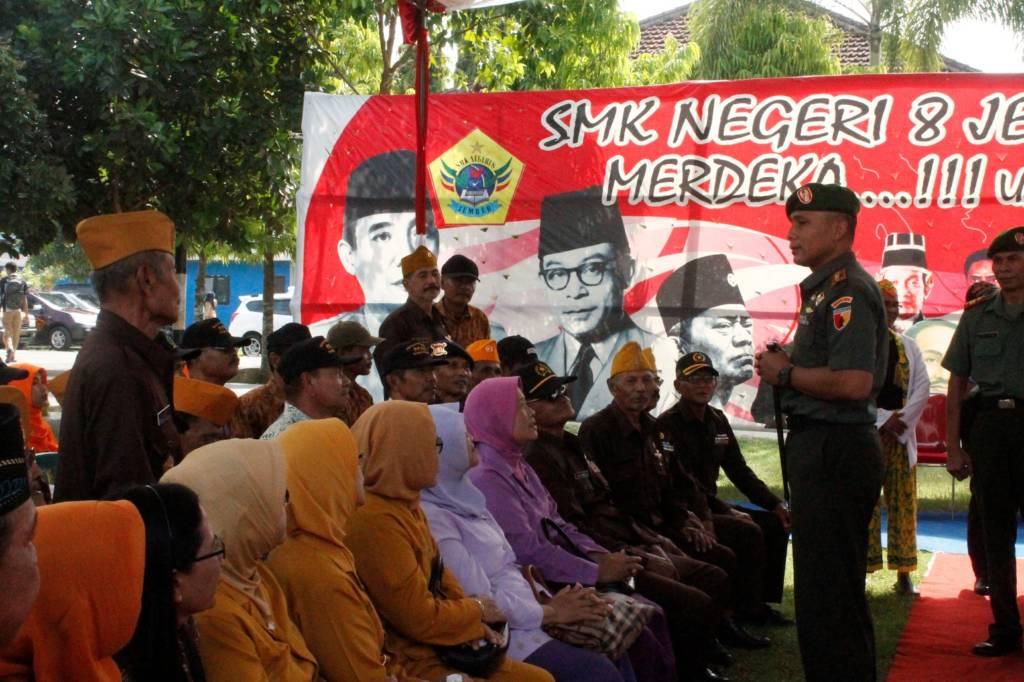 Dandim 0824 Jember, Letkol Inf Rudianto. (foto: Sis/NusantaraNews)