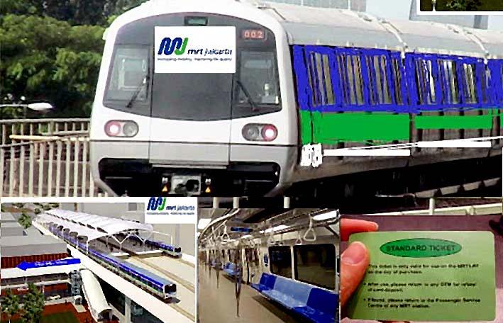 MRT Jakarta/Image: humanikom