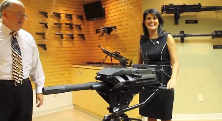 Duta Amerika Serikat untuk Perserikatan Bangsa-Bangsa (PBB). Foto: YouTube