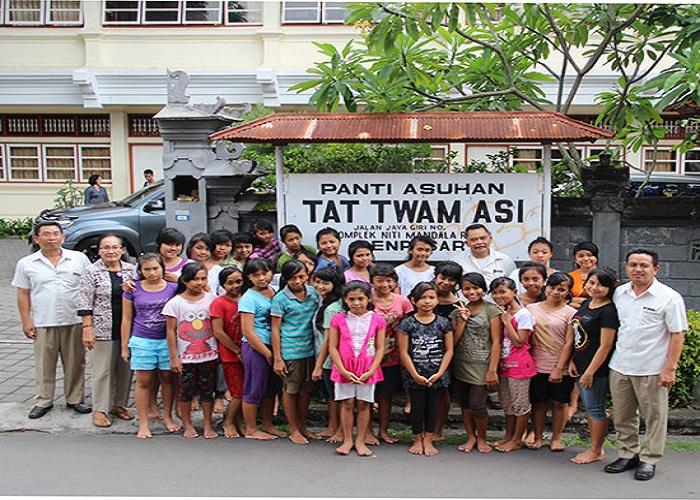 Panti Asuhan Tat Twam Asi. Foto: Ilustrasi/Istimewa/NusantaraNews